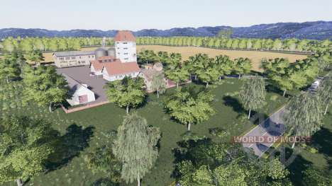 Ostermelo Tsz v5.0 for Farming Simulator 2017