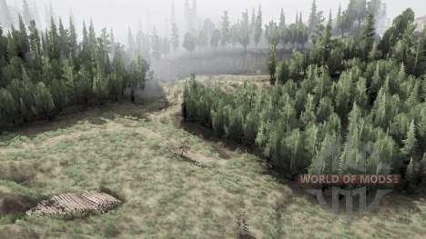 Ural 2 for Spintires MudRunner