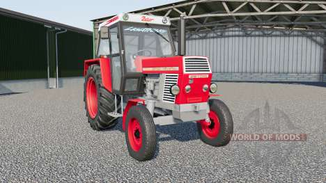 Zetor Crystal 8011 for Farming Simulator 2017