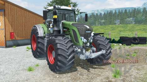 Fendt 933 Vario for Farming Simulator 2013