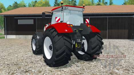 McCormick TTX230 for Farming Simulator 2015