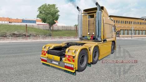 KamAZ-6460 Turbo Diesel for Euro Truck Simulator 2