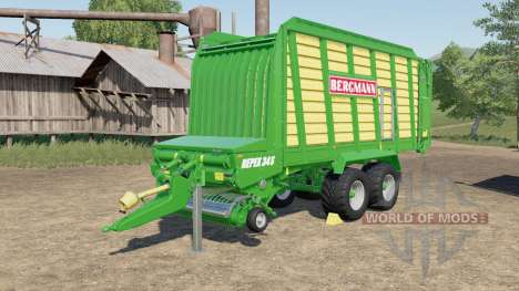 Bergmann Repex 34S for Farming Simulator 2017