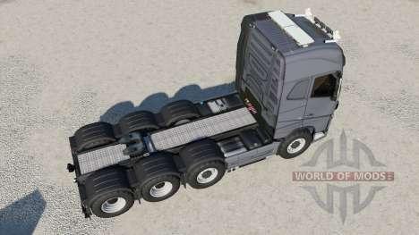 Volvo FH16 750 8x8 for Farming Simulator 2017
