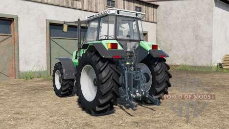 Deutz-Fahr AgroStar 6.61 for Farming Simulator 2017