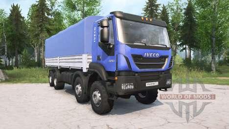 Iveco Trakker 420 8x8 for Spintires MudRunner