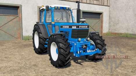 Ford 8630 for Farming Simulator 2017