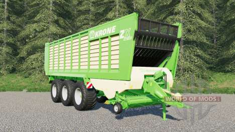 Krone ZX 560 GD for Farming Simulator 2017