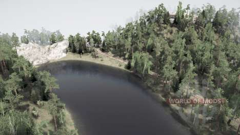 The Peninsula for Spintires MudRunner