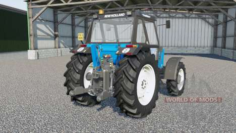 New Holland 90-series for Farming Simulator 2017