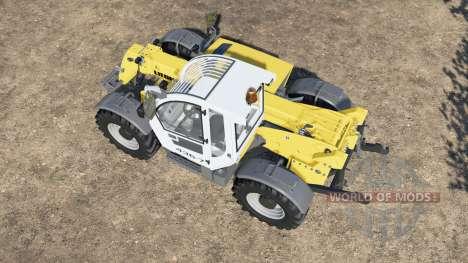 Liebherr TL 436-7 for Farming Simulator 2017