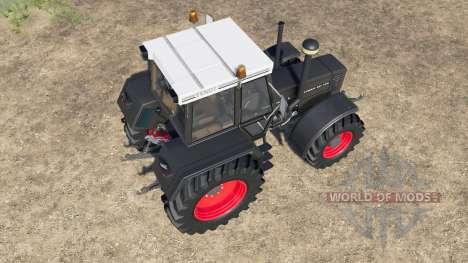 Fendt Favorit 600 LSA Turbomatik E for Farming Simulator 2017