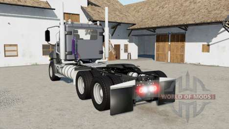 Caterpillar CT660 for Farming Simulator 2017