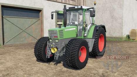 Fendt Favorit 500 C Turboshift for Farming Simulator 2017