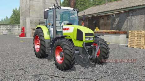 Claas Ares 616 RZ for Farming Simulator 2017