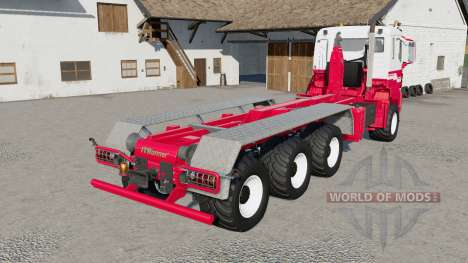 MAN TGS hooklift for Farming Simulator 2017