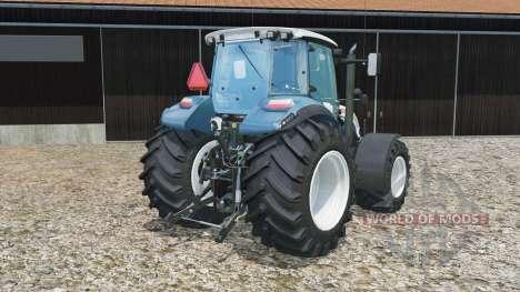 Steyr 4115 Multi for Farming Simulator 2015