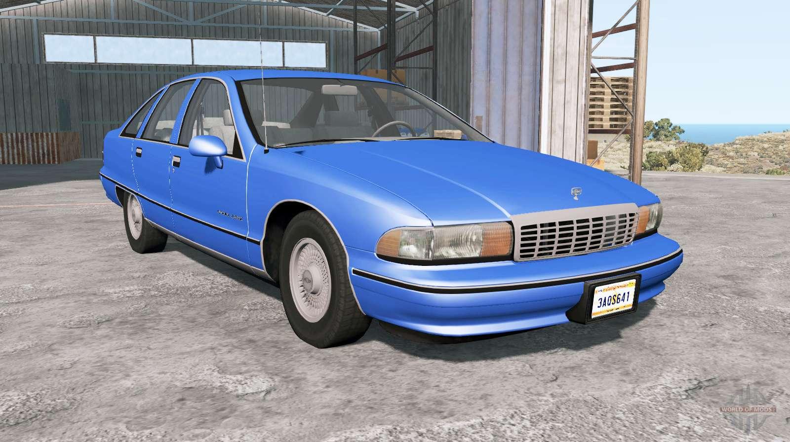 Kekurangan Chevrolet Caprice 1991 Tangguh