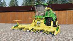 John Deere 8000i-series for Farming Simulator 2017
