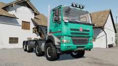 Tatra Phoenix T158 hooklift for Farming Simulator 2017