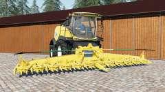 New Holland FR9Ձ0 for Farming Simulator 2017