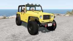 Ibishu Hopper Full-Time 4WD v1.0.2 for BeamNG Drive