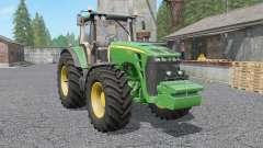 John Deere 8130〡8230〡8330〡8430〡85ვ0 for Farming Simulator 2017
