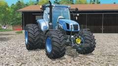 New Holland Ƭ6.160 for Farming Simulator 2015