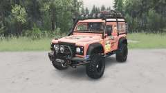 Land Rover Defender ୨0 for Spin Tires