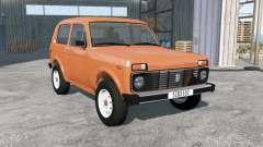 VAZ-2121 Niva 1992 for BeamNG Drive