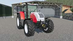 Steyr 6175 & 6195 CVT for Farming Simulator 2017