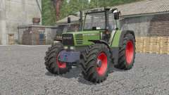 Fendt Favorit 512〡514〡515 C Turbomatiƙ for Farming Simulator 2017