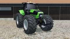 Deutz-Fahr Agrotron X 7Զ0 for Farming Simulator 2015