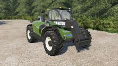 Manitou MLT 737-130 PSpluʂ for Farming Simulator 2017