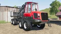 Komatsu 87ⴝ for Farming Simulator 2017