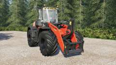 New Holland W190Ɗ for Farming Simulator 2017
