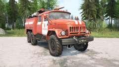 AC-40 (131) model 137 for MudRunner