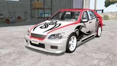 Lexus IS 300 (XE10) Ձ001 for BeamNG Drive