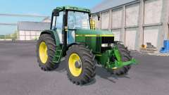 John Deere 6৪10 for Farming Simulator 2017