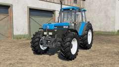 New Holland 5640〡6640〡7740〡8240〡8340 for Farming Simulator 2017