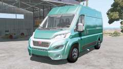 Fiat Ducato Van L2H2 (290) 2014 for BeamNG Drive