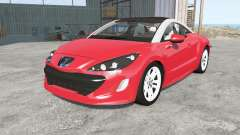 Peugeot RCZ for BeamNG Drive