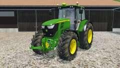 John Deere 6170Ⰼ for Farming Simulator 2015
