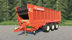 Krone ZX 560 GD for Farming Simulator 2017