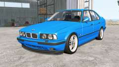 BMW M5 (E34) 1993 for BeamNG Drive