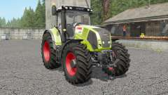 Claas Axion 810〡830〡8ⴝ0 for Farming Simulator 2017