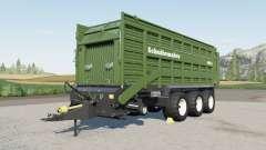 Schuitemaker Rapide 8400Ꝡ for Farming Simulator 2017