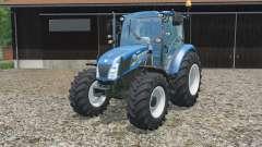 New Holland TꝜ.65 for Farming Simulator 2015