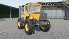 Mercedes-Benz Trac 800 & 900 for Farming Simulator 2017