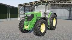 John Deere 6135R〡6145R〡6155R〡6175R〡6195R〡6215R for Farming Simulator 2017